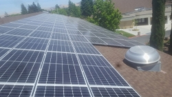 SolarCraft Completes Solar Power System at Christ the King School - Another East Bay Church Goes Solar with Diocese of Oakland Solar Program