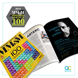 Arteric Named a Top 100 Healthcare Marketing Agency by MM&M