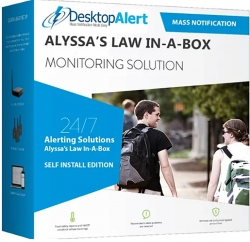 Silent Panic Alarm Subscription for NJ Alyssa's Law Compliance Now Listed at Amazon.com