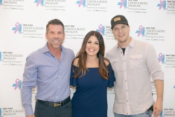 Surprise Guest, Gavin DeGraw, Performs at NYCBS' Grand Opening