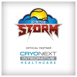 CryoNext Integrative Healthcare of Lake Nona Florida Becomes Official Partner to the WTT Orlando Storm Tennis Team