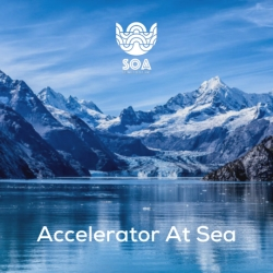 Sustainable Ocean Alliance Ocean Advocates and Entrepreneurs Set Sail to Witness an Iceless Alaska