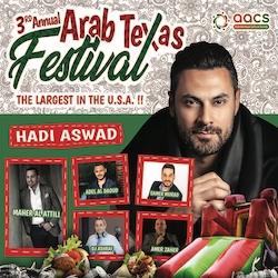 Arab American Cultural Society to Host 3rd Annual Arab Texas Festival
