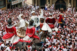 The Running of the Bulls 2020, Eight Days of the Encierro