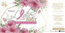 Ladies First Breakfast Comes to Atlanta from Washington, D.C.