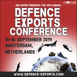Final 3 Weeks for the Upcoming Defence Exports Conference 2019
