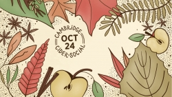 Cambridge Cider Social Invites You to Celebrate Autumn by Tasting Hard Ciders and Donuts at a Fun Outdoor Festival