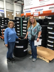 Widow Launching Second National Tire Safety Tour