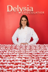 Delysia Chocolatier Awarded as a Top 3 Chocolatier in the Americas with a Six-Star Grand Master Title by International Chocolate Salon