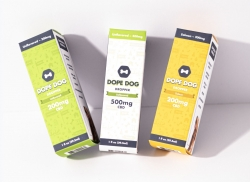 Oprah Backs Established CBD Pet Line: Dope Dog