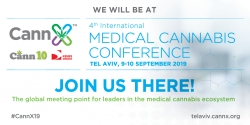 CiiTECH is a Proud Platinum Sponsor of CannX Medical Cannabis Expo in Tel Aviv