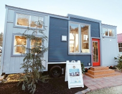 Could You Live in 400 Square Feet or Less? Expo Offers Public Chance to Tour Tiny Homes