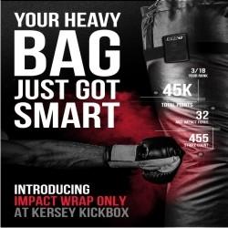 Kersey Kickbox Workout Goes High Tech