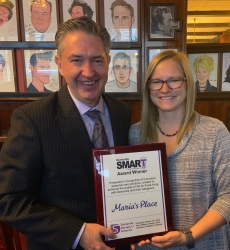 Maria's Place Receives the Dementia Society of America's Prestigious Dementia SMART® Award for Their Heartfelt & Useful Innovation