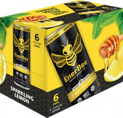 EnerBee Organic Energy Expands Market with New Design and 6 Pack
