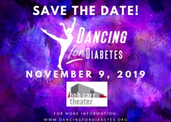 Tickets Now on Sale for The 19th Annual Dancing for Diabetes Show