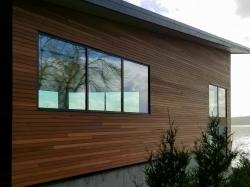 ExoClad Rainscreen QuickClips from Nova USA Accommodate the Natural Swelling & Contraction of Wood Siding