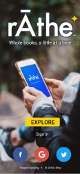 rāthe Unlocks Books to Provide New Entertainment for iPhone Users