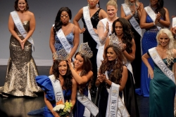 Mikell Reed Carroll Crowned International Ms. USA 2020