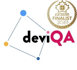 DeviQA is the Finalist of the First North American Software Testing & QE Awards