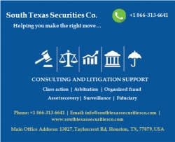 South Texas Securities Co. is Launching a New Website Providing Enhanced Functionality and Easier Access to the Resources of the Company