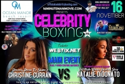 Celebrity Boxing #70 VH1 Mob Wives