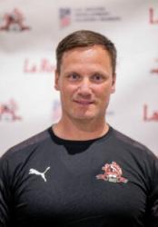 La Roca FC Hires Utah's First Director of High Performance