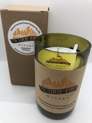 Prairie Fire Winery Launches New Sustainable Candle Line