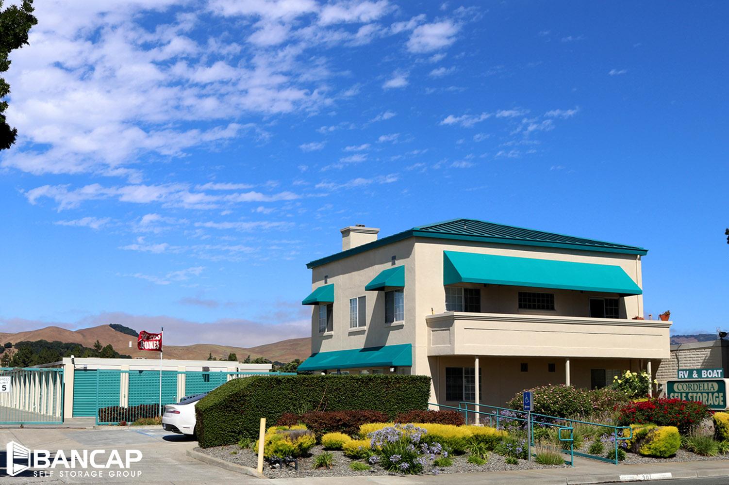 Solano County Self Storage Portfolio Sold