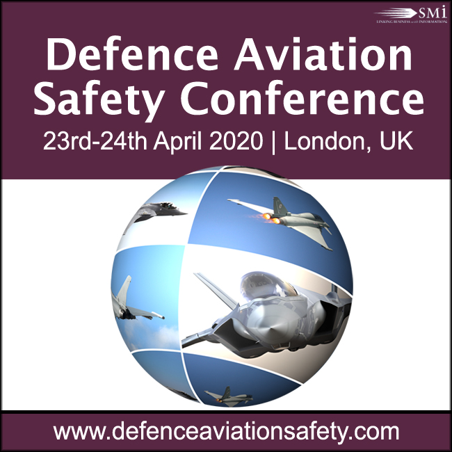 International Speakers Announced for Defence Aviation Safety Conference 2020