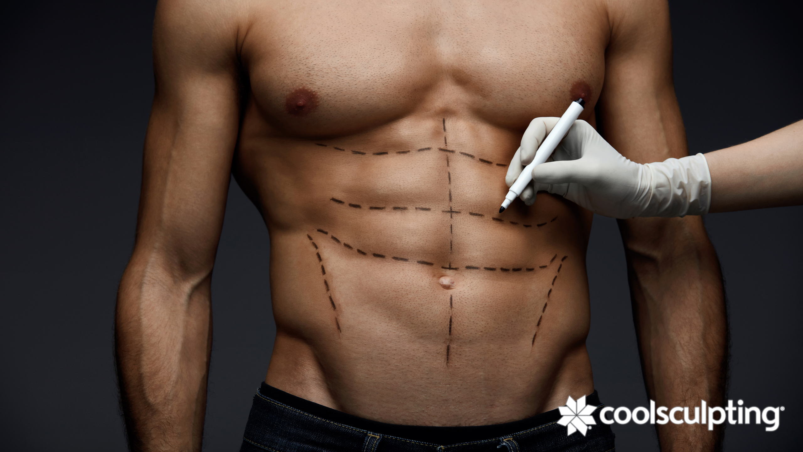 Announcing Coolsculpting Las Vegas for Men; Goodbye Crunches, Hello Ripped Abs Without the Gym