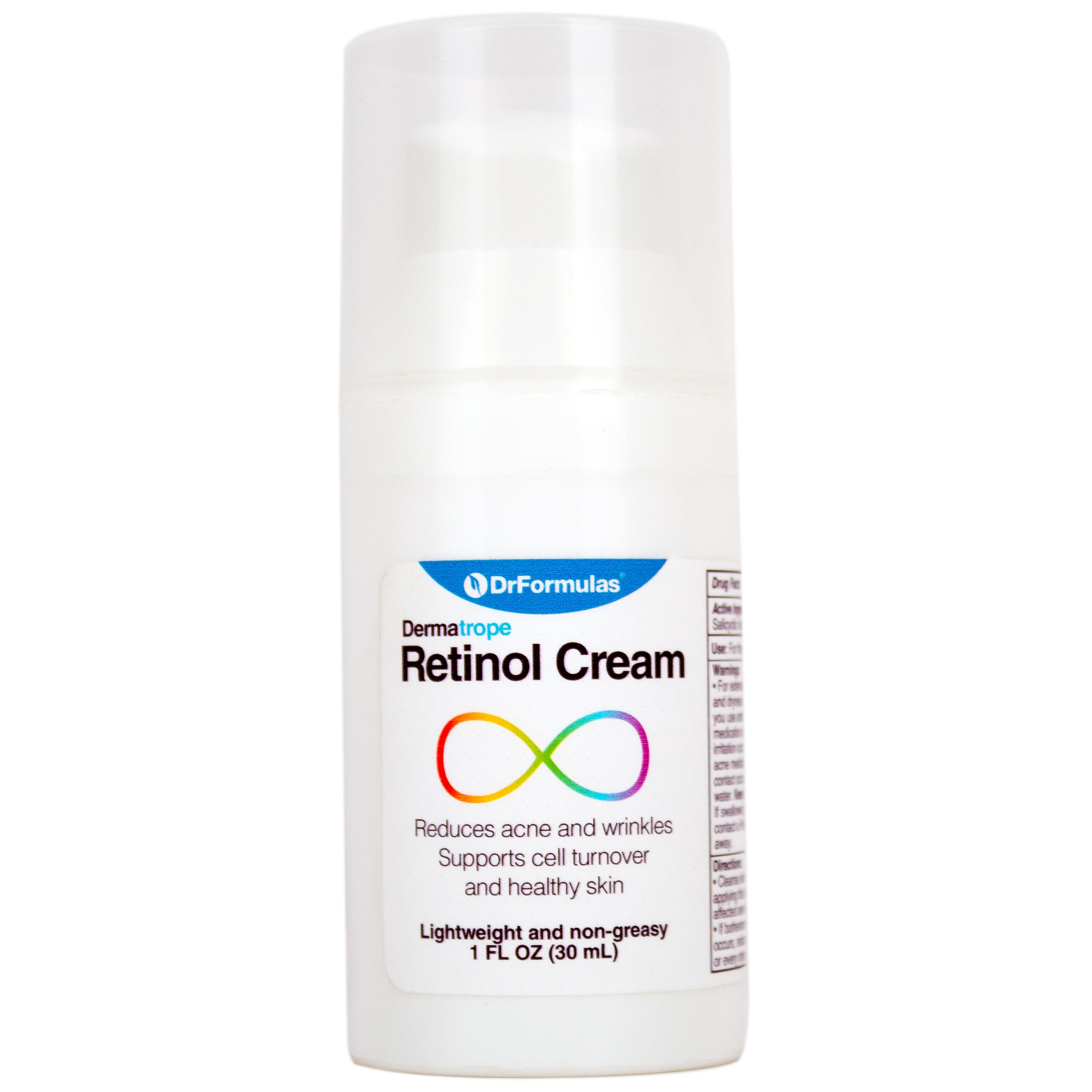 DrFormulas® Introduces Dermatrope Retinol Cream for Acne