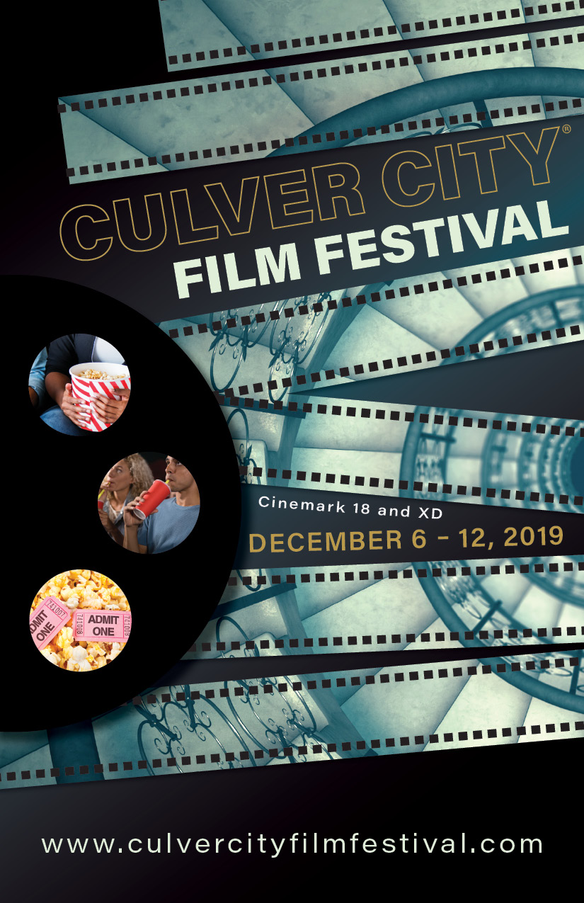 Save the Dates  - The Famous 2019 Culver City Film Festival is Coming Soon