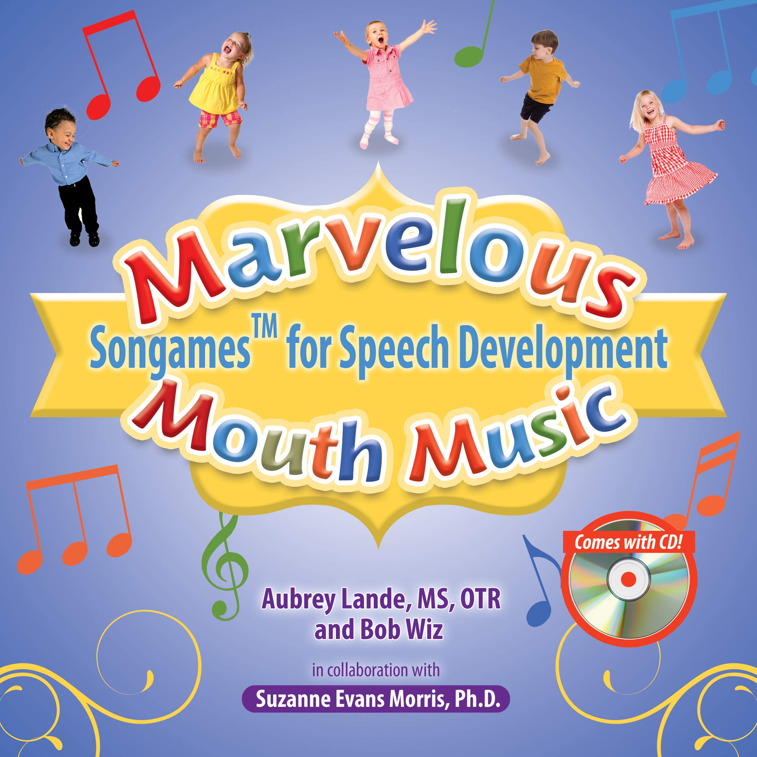 """""""Marvelous Mouth Music"""" - Now Available from Future Horizons"""