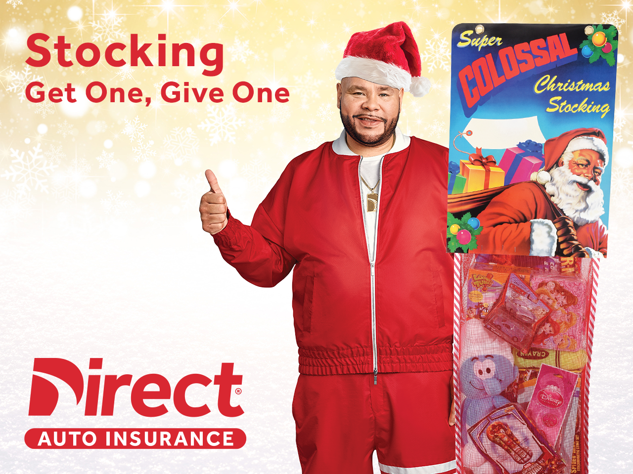 Direct Auto Insurance Celebrates the Season of Giving with Charitable