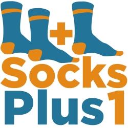 SocksPlus1 Offers Insurance for Socks