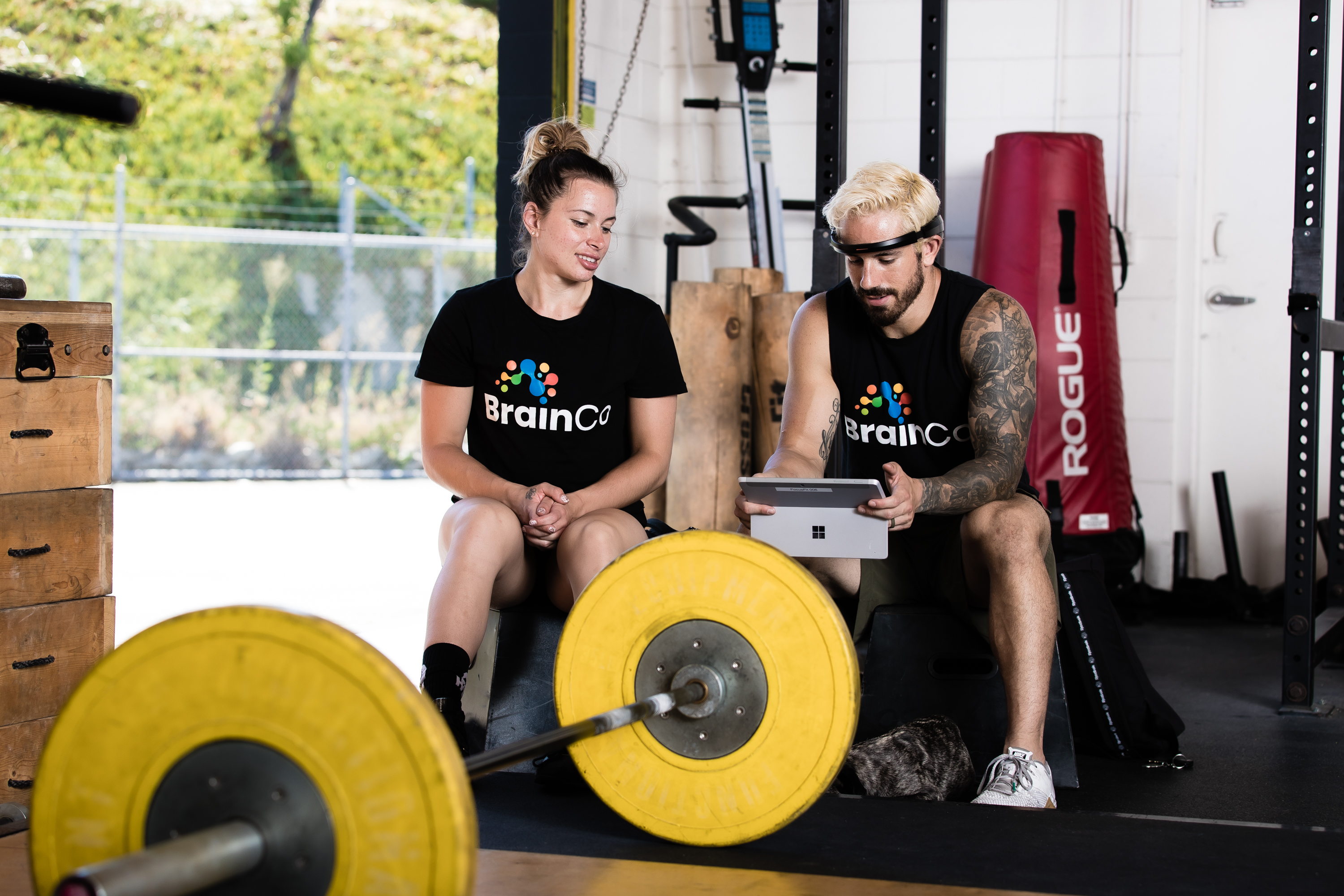 BrainCo Partners with World Class Athletes on Neuroscience Training