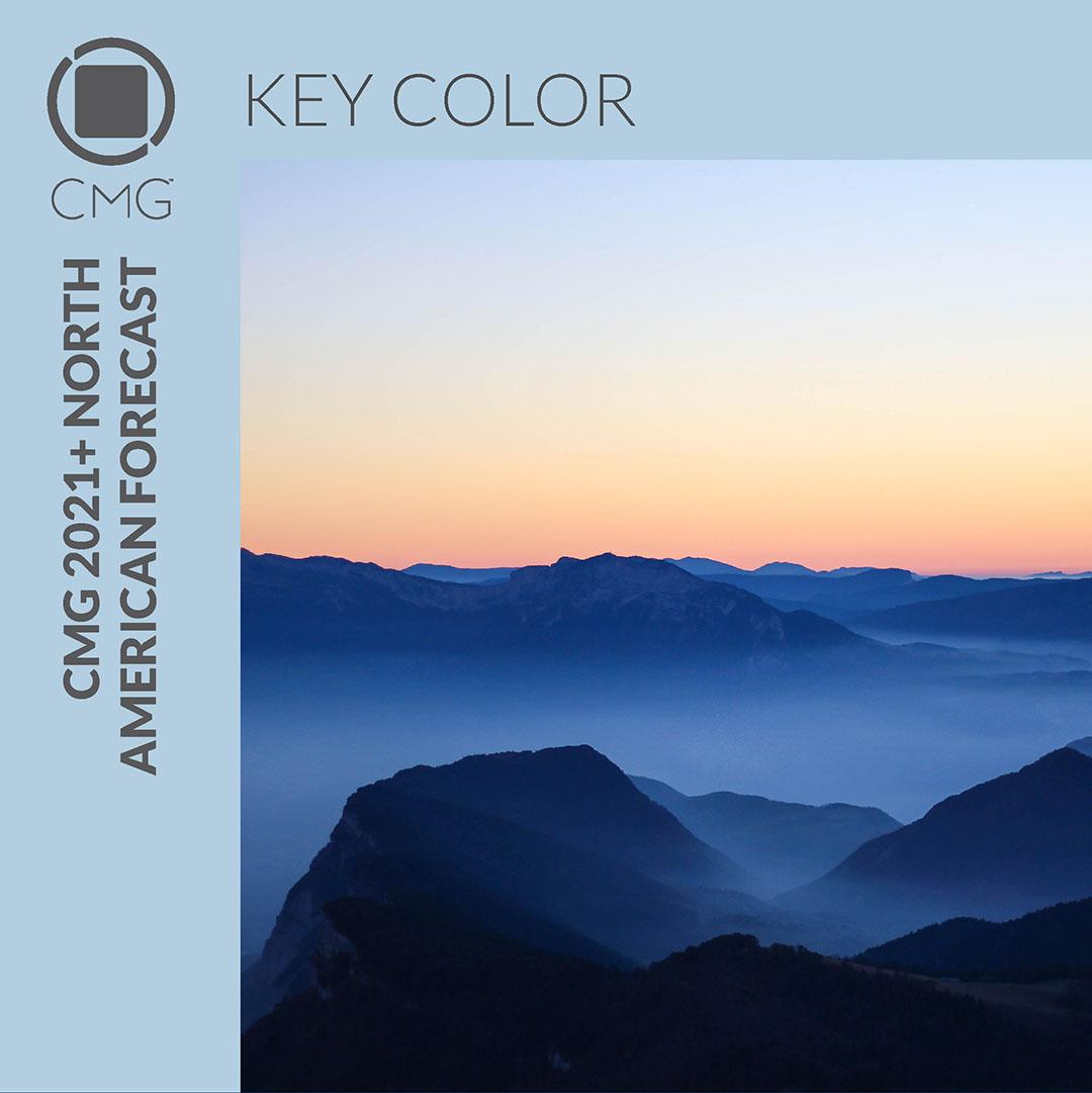 Color Marketing Group® Announces 2021+ North American Key Color - Mist