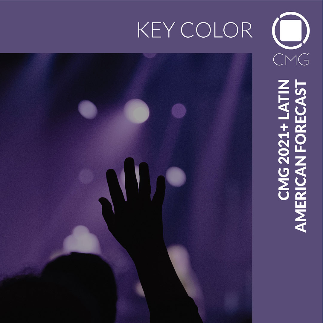 Color Marketing Group® Announces 2021+ Latin American Key Color - Renacer