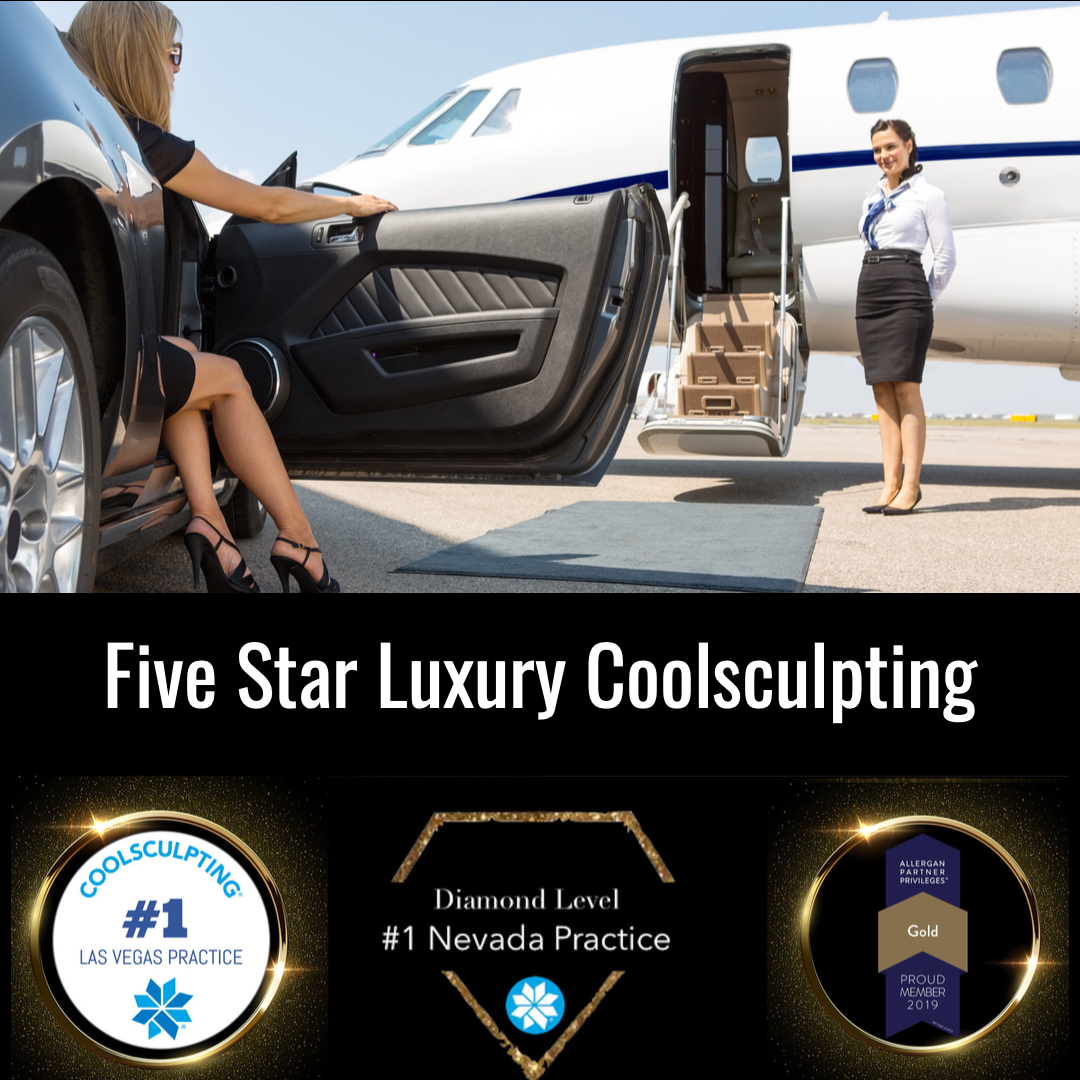 Luxury Five Star Coolsculpting Clinic in Las Vegas Has Seen a Rise in the Number of Fly-in Patients from Around the Globe Traveling to Their Practice
