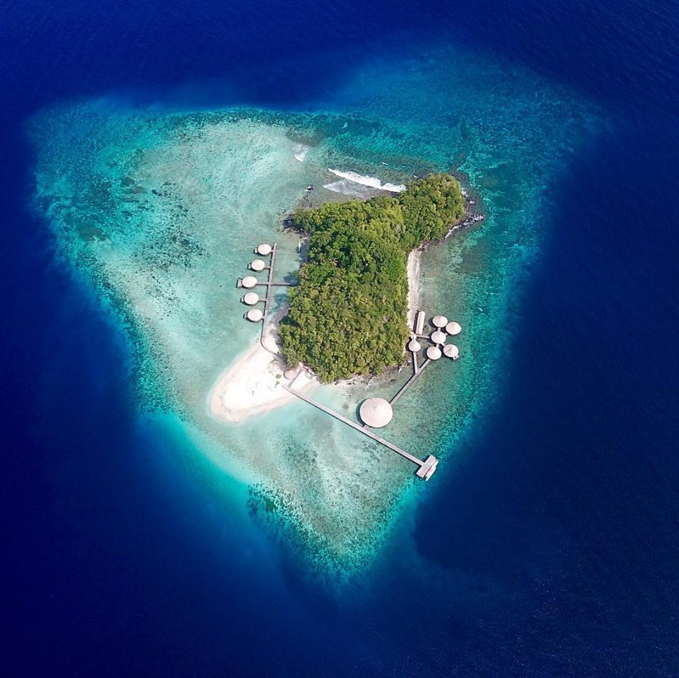 The MahaRaja Eco Dive Lodge Was Named in Lonely Planet's Top 5 World's Best Eco Resorts and Has Been Described as the Only Genuinely Eco-Friendly Dive Resort in the World