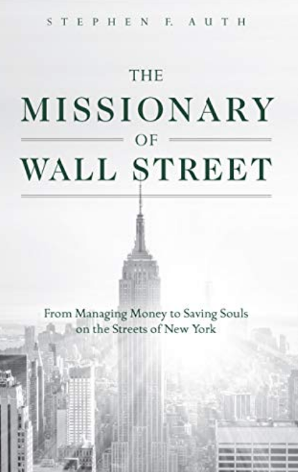 The Missionary of Wall Street Embarks on Advent Mission During SantaCon