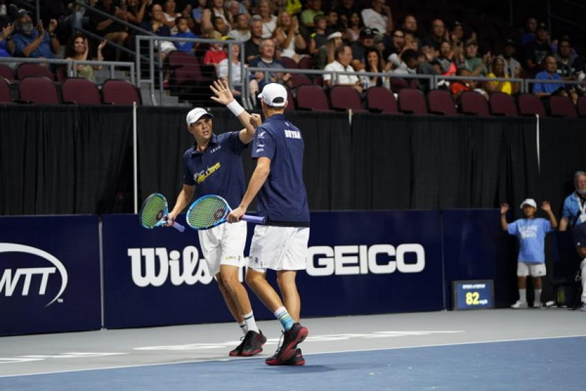 Athletic Sports Group Signs World Team Tennis to a Multi-Year International Deal