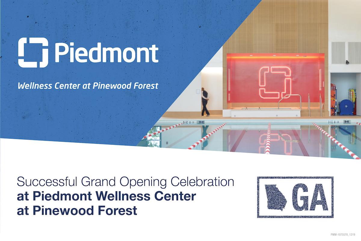 Power Wellness Management Has Successful Grand Opening Celebration at Piedmont Wellness Center