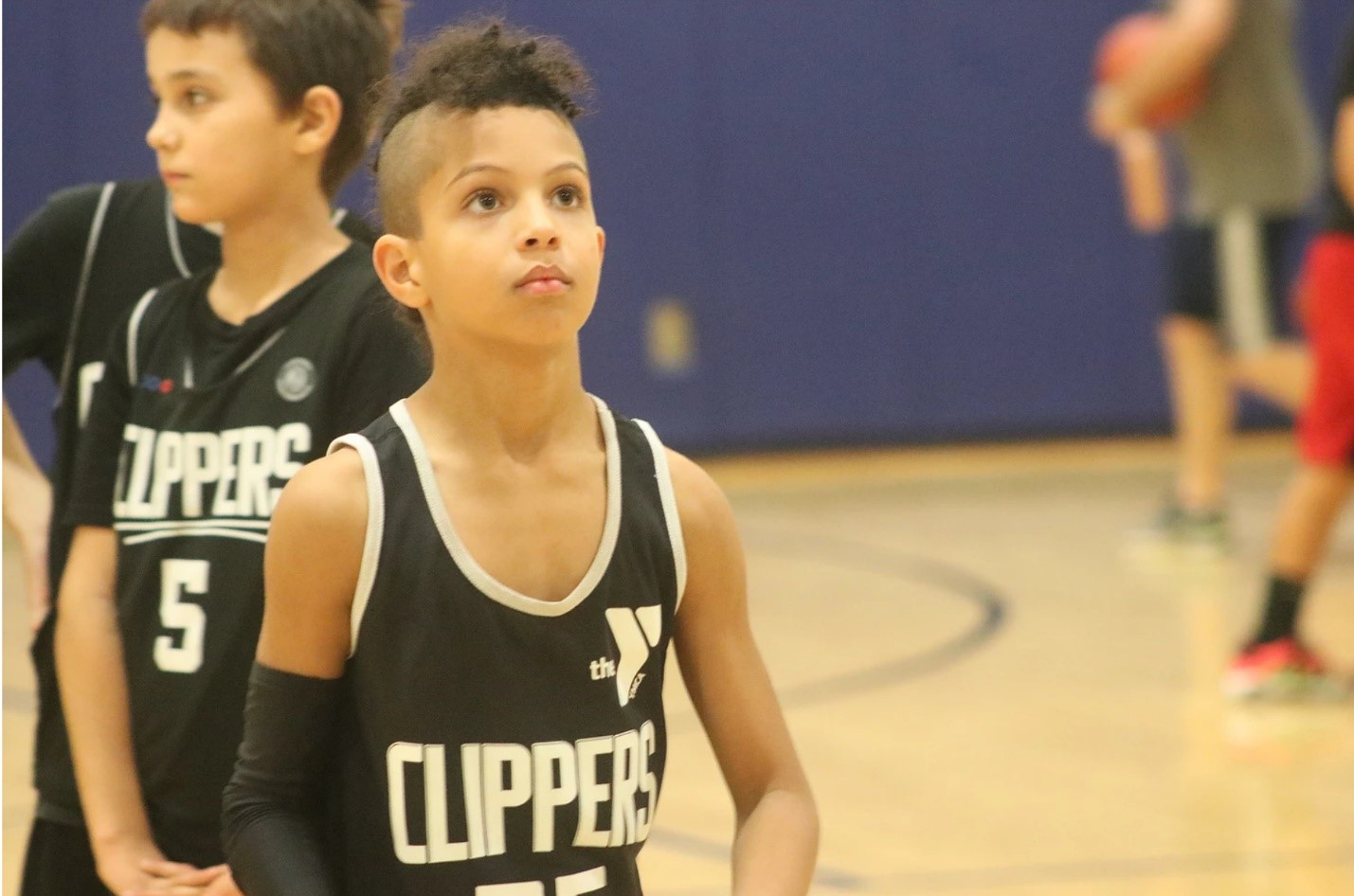 Multi-Talented 8-Year Old Leads Jr. Clippers to an Undefeated Season and Conference Championship
