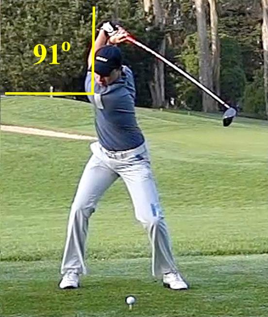 Somax Golfer augmente la distance moyenne de 290 à 350 en quatre semaines