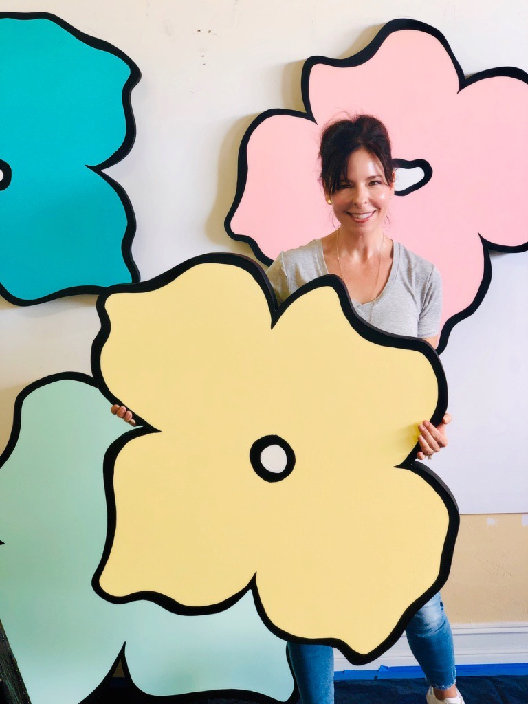 Danielle Procaccio Artwork Featured at Art Miami, 2019