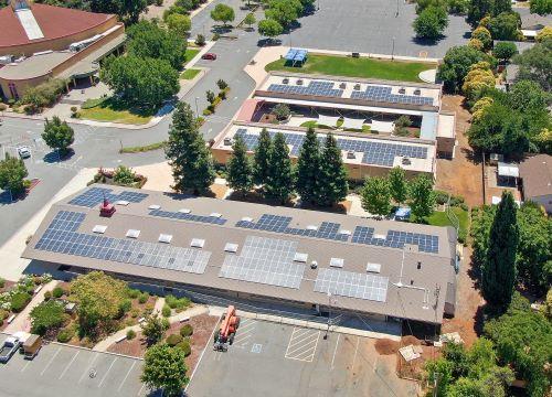 SolarCraft Completes Solar Power System at St. Bonaventure Catholic Church - Concord Catholic Parish Goes Solar with Diocese of Oakland Solar Program