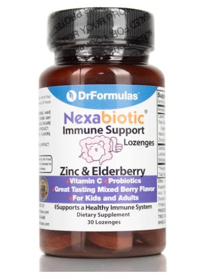 DrFormulas® Launches New Nexabiotic® Immune Support