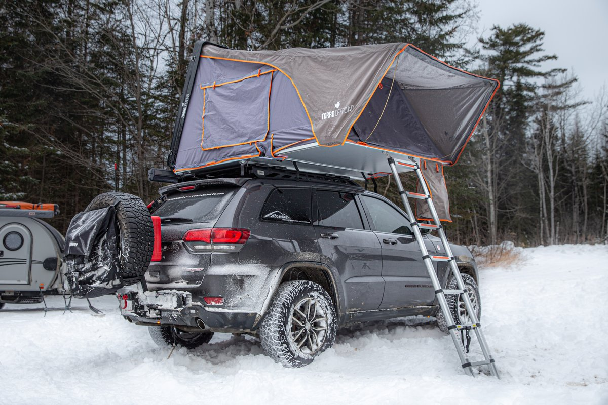 """""""The Best Rooftop Tents of 2020"""" Released by Torro Offroad"""